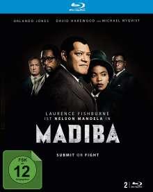 Madiba (Blu-ray), Blu-ray Disc