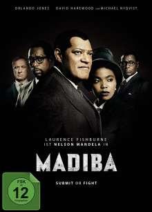 Madiba (Blu-ray im Mediabook), 2 Blu-ray Discs