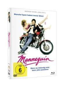 Mannequin (Blu-ray & DVD im Mediabook), Blu-ray Disc