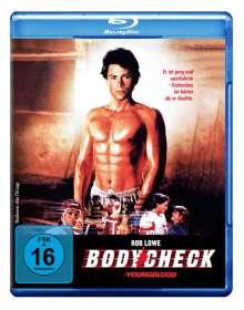 Bodycheck (Blu-ray), Blu-ray Disc