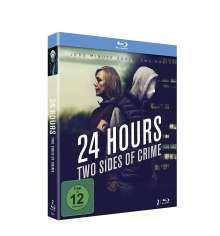 24 Hours - Two Sides of Crime (Blu-ray), 2 Blu-ray Discs