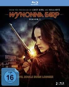 Wynonna Earp Season 1 (Blu-ray), 2 Blu-ray Discs
