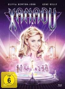 Xanadu (Blu-ray & DVD im Mediabook), 1 Blu-ray Disc und 1 DVD