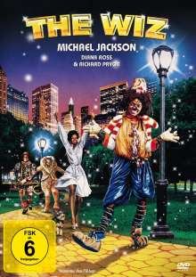 The Wiz, DVD