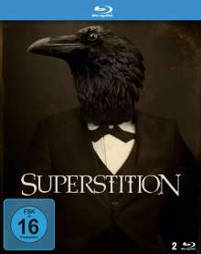 Superstition - Die Serie (Blu-ray), 2 Blu-ray Discs