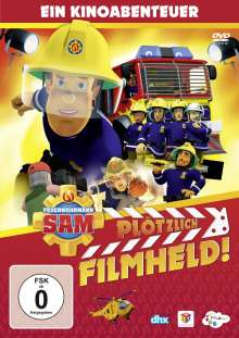 Feuerwehrmann Sam - Plötzlich Filmheld, DVD