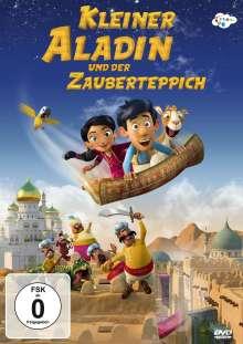 Kleiner Aladin und der Zauberteppich, DVD
