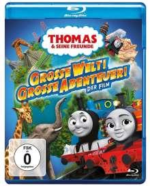 Thomas und seine Freunde: Große Welt! Große Abenteuer! Der Film (Blu-ray), Blu-ray Disc