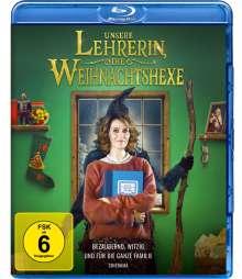 Unsere Lehrerin, die Weihnachtshexe (Blu-ray), Blu-ray Disc
