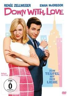 Down With Love - Zum Teufel mit der Liebe, DVD
