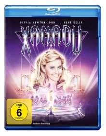 Xanadu (Blu-ray), Blu-ray Disc