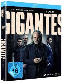 Gigantes Staffel 1 (Blu-ray), 2 Blu-ray Discs
