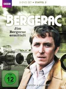 Bergerac Season 2, 3 DVDs