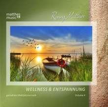 Ronny Matthes: Wellness & Entspannung Vol. 4 - Gemafreie, christliche Meditationsmusik & Entspannungsmusik, CD
