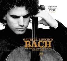 Johann Sebastian Bach (1685-1750): Cellosuiten BWV 1007-1012, 3 Super Audio CDs