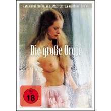 Die grosse Orgie, DVD