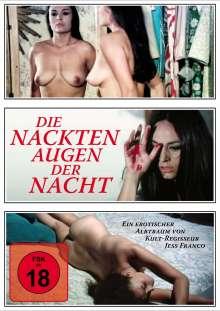 Die nackten Augen der Nacht, DVD