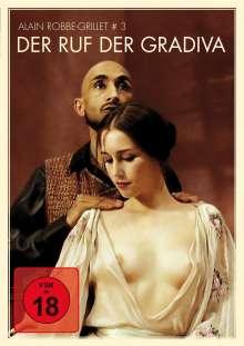 Der Ruf der Gradiva, DVD