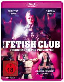 The Fetish Club (Blu-ray), Blu-ray Disc