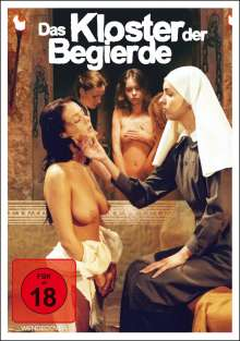 Das Kloster der Begierde, DVD