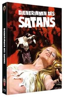 Dienerinnen des Satans (Blu-ray & DVD im Mediabook), Blu-ray Disc
