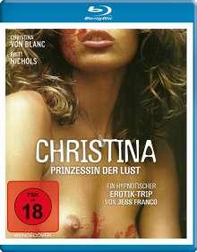 Christina - Prinzessin der Lust (Blu-ray), Blu-ray Disc