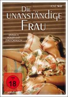 Die unanständige Frau, DVD