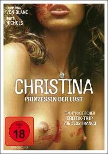 Christina - Prinzessin der Lust, DVD