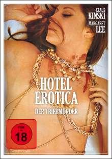Hotel Erotica, DVD