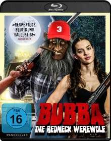 Bubba the Redneck Werewolf (Blu-ray), Blu-ray Disc