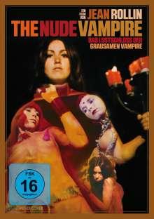 The Nude Vampire (Das Lustschloss der grausamen Vampire), DVD