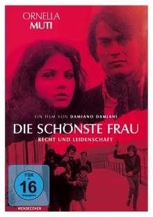 Die schönste Frau - Recht und Leidenschaft, DVD