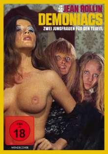 Demoniacs, DVD