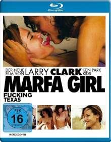Marfa Girl - Fucking Texas (Blu-ray), Blu-ray Disc