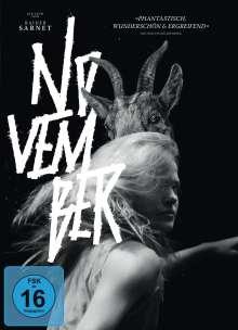 November, DVD
