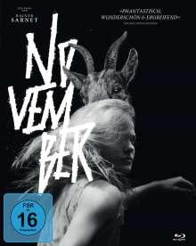 November (Blu-ray), Blu-ray Disc