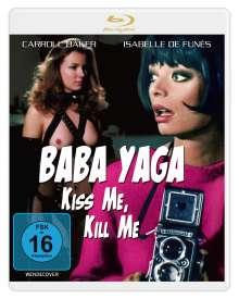 Baba Yaga - Kiss Me, Kill Me (Blu-ray), Blu-ray Disc