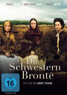 Die Schwestern Bronte, DVD
