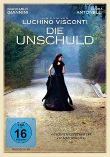 Die Unschuld, DVD