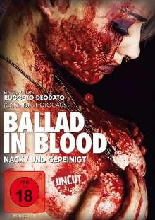 Ballad in Blood, DVD