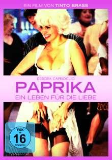 Paprika - Ein Leben für die Liebe, DVD