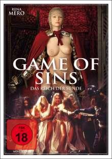 Game of Sins-Reich der Sünde, DVD