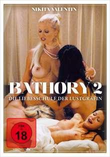 Bathory 2 - Die Liebeschule der Lustgräfin, DVD
