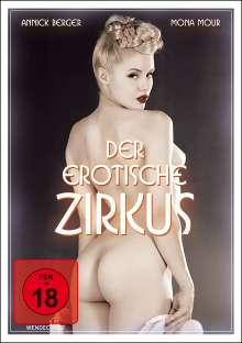 Der erotische Zirkus, DVD