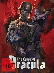 The Curse of Dracula (Blu-ray & DVD im Mediabook), 1 Blu-ray Disc und 1 DVD
