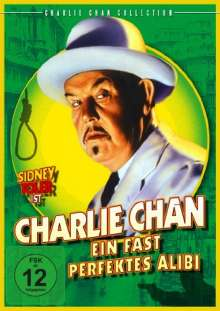 Charlie Chan - Ein fast perfektes Alibi, DVD
