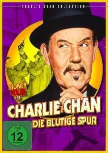 Charlie Chan - Die blutige Spur, DVD