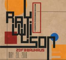 Ray Wilson: ZDF@Bauhaus, 1 CD und 1 DVD