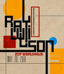 Ray Wilson: ZDF@Bauhaus, Blu-ray Disc