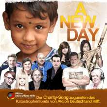 A New Day Project: A New Day, Maxi-CD